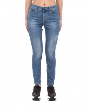 Jacob Cohen - Jeans in denim chiaro skinny
