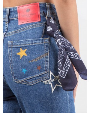 Jeans High Loose